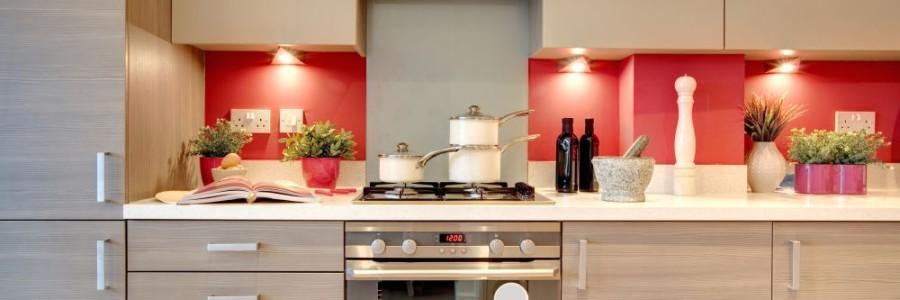 Voll ausgestattete Küche Farben - praktische Ratschläge